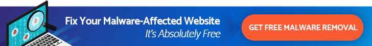 Free Website Malware Removal Online